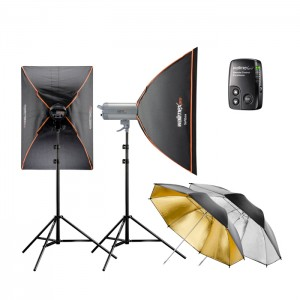 Walimex Pro Kit Flash VC-600/1000 Excellence Classic L