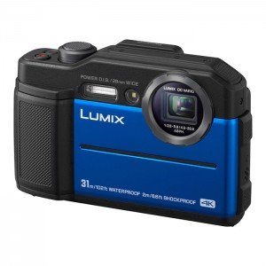 Panasonic Lumix DC-FT7 - Azul