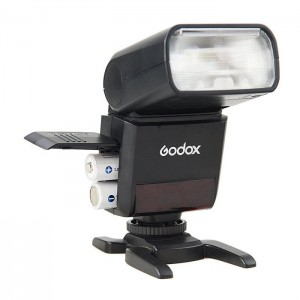 Godox Flash Speedlite TT350 para Fuji