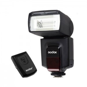 Godox Flash Speedlite TT560 II + Trigger