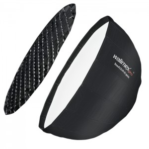 Walimex Pro Kit Softbox Beauty Dish 65cm - para Elinchrom
