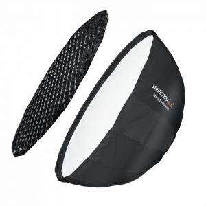 Walimex Pro Kit Softbox Beauty Dish 85cm - para Bowens