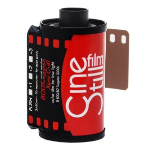 CineStill Film Rolo 800T - 135/36