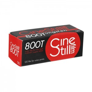 CineStill Film Rolo 800T - 120