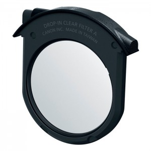 Canon Filtro Drop-In Clear A