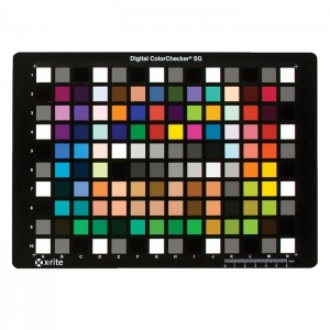 X-Rite Calibragem Target - ColorChecker Digital SG