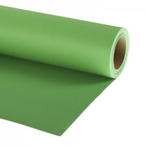 Lastolite Fundo de Cartolina Chromakey Green - 2,72x11mt