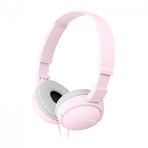 Sony Auscultadores MDR-ZX110 - Rosa