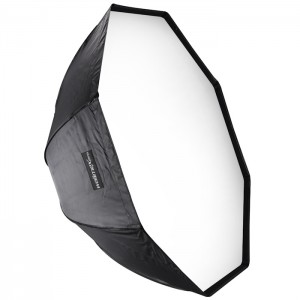 Walimex Pro Kit Easy Softbox Octogonal 120cm Universal