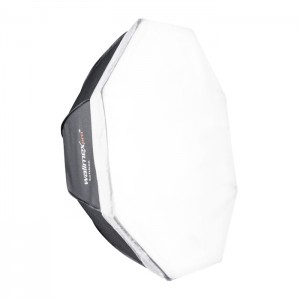 Walimex Pro Kit Softbox Octogonal 60cm para Balcar