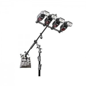 Phottix Multi Boom 28'' - Suporte Flash Quadruplo