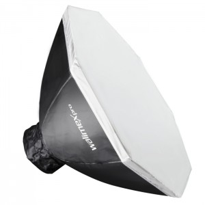 Walimex Pro Softbox Octogonal 80cm para Luz Daylight 1260