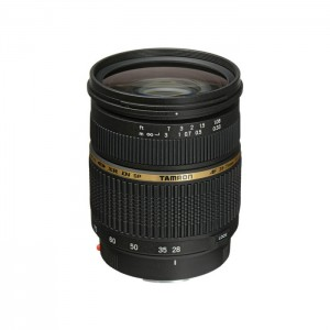 Tamron AF SP 28-75mm f/2.8 Di XR LD para Sony A-Mount