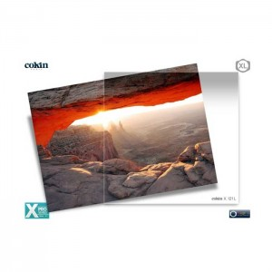 Cokin Filtro Degradê ND2 Light (1 F-stop) - X121L - XL