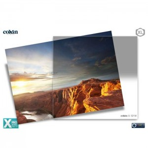 Cokin Filtro Degradê ND4 Medium (2 F-stops) - X121M - XL