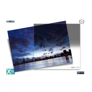 Cokin Filtro Degradê ND8 Soft (3 F-stops) - X121S - XL
