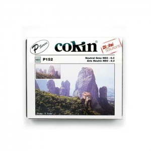 Cokin Filtro ND2 (1 F-stop) - A152 - S