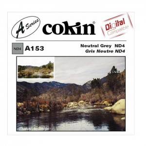 Cokin Filtro ND4 (2 F-stops) - A153 - S