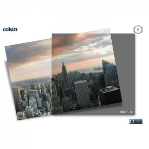 Cokin Filtro ND8 (3 F-stops) - A154 - S
