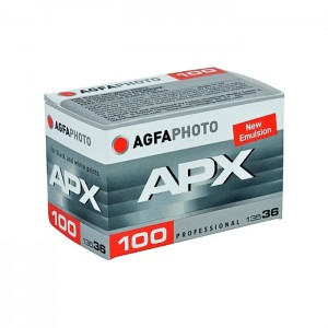 Agfaphoto Rolo APX 100 – 135/36