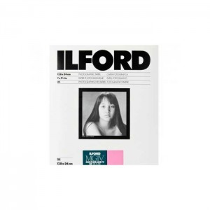 Ilford Papel Multigrade RC 18x24 brilhante - Pack 25fls