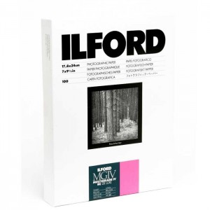 Ilford Papel Multigrade RC 18x24 brilhante - Pack 100fls