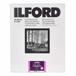 Ilford Papel Multigrade RC 24x30 Brilhante - Pack 10fls