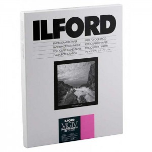 Ilford Papel Multigrade RC 30x40 Brilhante - Pack 50fls