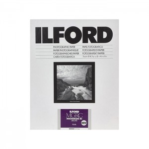 Ilford Papel Multigrade RC 13x18 Pérola-Mate - Pack 100fls