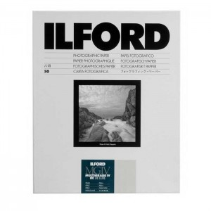 Ilford Papel Multigrade RC 30x40 Pérola-Mate - Pack 50fls
