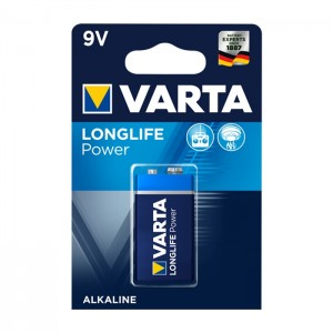 Varta Pilha Longlife Power 6LR61 9V