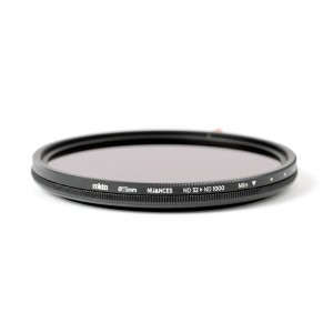 Cokin Filtro Round Nuances NDX 32-1000 (5-10 Stops) - CNV32-58 - 58mm