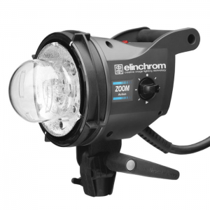 Elinchrom Flash Zoom Action