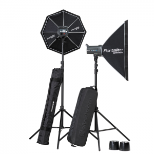 Elinchrom Kit D-Lite RX 4/4 To Go com Softboxes