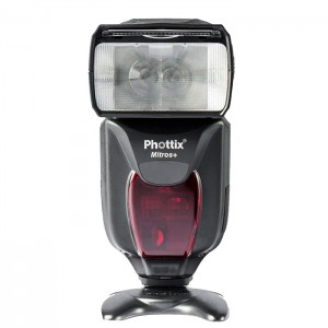 Phottix Mitros+ Flash TTL para Canon