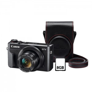 Canon PowerShot G7 X Mark II - Premium Kit